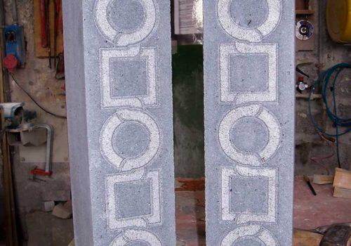 Realizzazione Rivestimento Camino in Pietra