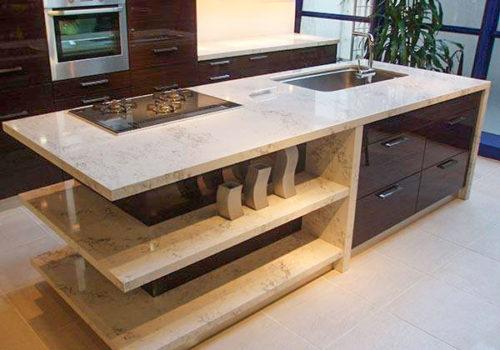 Marmo per cucina lavabo in pietra top cucina silestone quarzo - Top cucina marmo prezzi ...